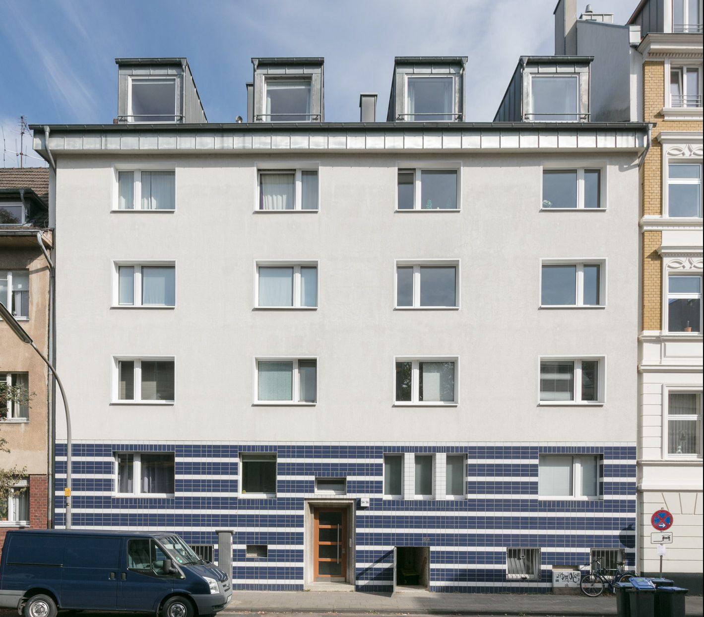 Mauenheimer Str. 54 - 56 | Kölner Wohnungsgenossenschaft